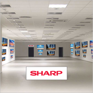 Laboratorio TV SAT Sharp Italia