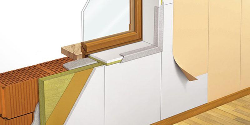 Isolamento dall 39 interno total building management - Isolamento termico dall interno ...