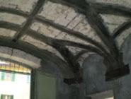 Rinforzo strutturale con fibre in carbonio