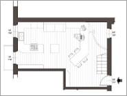 interior design pianta