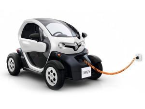 auto elettrica twizi