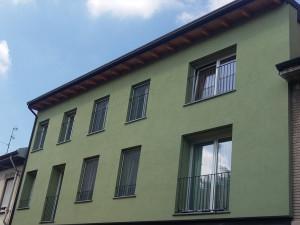appartamento lissone facciata