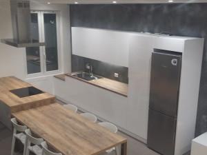 cucina appartamento lissone